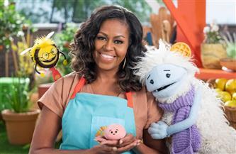 ميشيل أوباما وجينيفر جارنر في أحدث إصدارات العائلة والأطفال على نتفليكس في مارس|صور