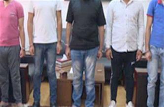 ضبط عصابة سرقة المتاجر بالإسكندرية