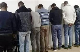 تجديد حبس 5 أشخاص لاتهامهم بسرقة المواطنين في مصر القديمة