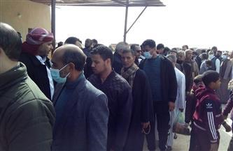 عائلة علي حميدة تعلن إقامة سرادق لتلقي العزاء في حي السنوسية بمطروح