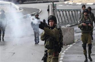 إصابة 8 فلسطينيين بالرصاص والعشرات بالاختناق إثر قمع الاحتلال لمسيرة منددة بالاستيطان