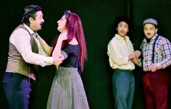عبد المنعم رياض أفضل ممثل بالمهرجان القومى للمسرح: اتهمونى بالجنون عندما رفضت تصنيفى كـ«كوميديان»