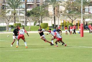 منتخب مصر للرجال في نهائي البطولة العربية للرجبي | صور