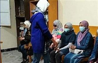 «شبابيك».. مبادرة لتعريف المكفوفين بالآثار المصرية   فيديو