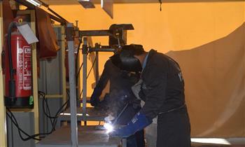 «روتاري فاروس» بالإسكندرية يطلق مبادرة للتدريب المهني | صور