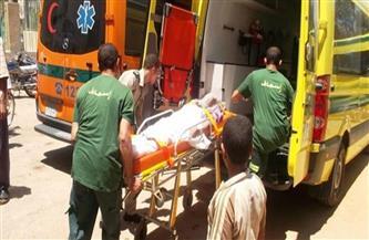 إصابة سيدة بحروق بسبب ماكينة توليد الكهرباء بالمنزلة