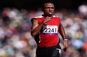 مصطفى فتح الله يحرز برونزية 400 متر عدو في بطولة فزاع الدولية