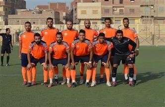 نتائج مباريات الجولة الرابعة عشرة بالمجموعة الخامسة بدوري القسم الثالث