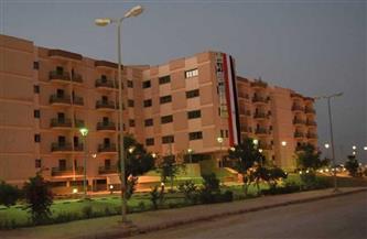 بدء استقبال الطلاب بالمدن الجامعية ببنها استعدادا لاستكمال العام الدراسي