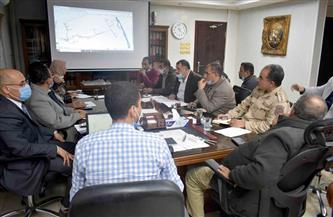 مياه سوهاج تعقد اجتماعا تنسيقيا لمد خدمة الصرف الصحي لعدد 111 قرية ضمن المبادرة الرئاسية لتطوير القرى| صور