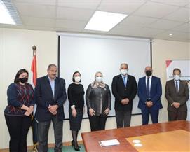 القباج تبحث مع «المصدرين المصريين» إعداد استراتيجية لتنمية صادرات الصناعات اليدوية