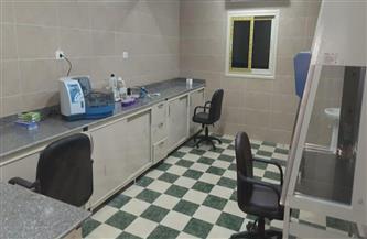 محافظ البحر الأحمر: إنشاء معمل لتحاليل PCR بسفاجا بتكلفة 2 مليون جنيه | صور