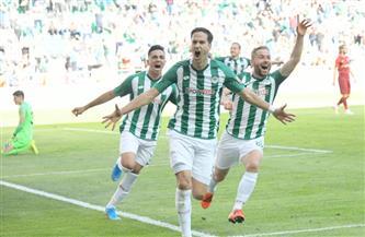 قونيا سبور يفوز على دينيزليسبور بهدفين  في الدوري التركى