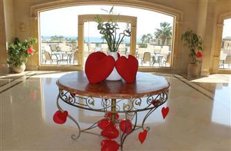 فنادق الغردقة تحتفل بعيد الحب وسط إجراءات احترازية | صور