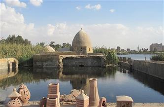 """نقل مشهد آل """"طباطبا"""" بعين الصيرة إلى المتحف القومي للحضارة المصرية"""