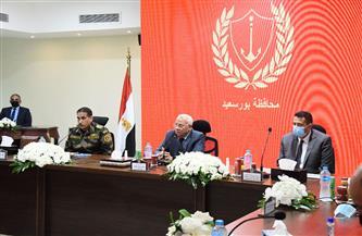 محافظ بورسعيد يشهد مؤتمر إنشاء الشبكة الوطنية لخدمات الطوارئ| صور