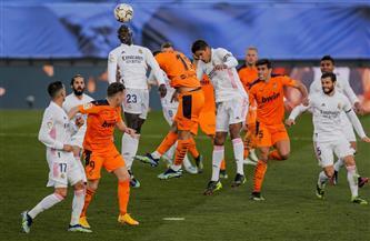 ريال مدريد يثأر من فالنسيا ويستعيد المركز الثاني من برشلونة