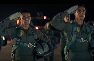 """يتناول بطولات القوات الجوية.. شاهد البرومو الرسمي لفيلم """"السرب"""""""