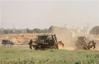 آليات الاحتلال الإسرائيلي تتوغل شمال قطاع غزة