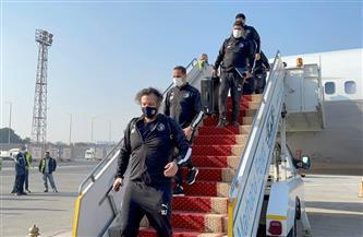 بعثة بيراميدز تصل القاهرة قادمة من كوت ديفوار
