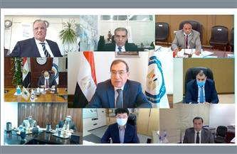 وزير البترول: استراتيجية متكاملة لتكثيف أنشطة البحث والاستكشاف لزيادة معدلات الإنتاج