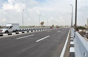 «الطرق والكباري»: كوبري «طوخ طنبشا» يمتد على مسافة 800 متر بتكلفة تجاوزت 170 مليون جنيه