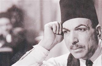 زكي رستم.. الباشا الذي ترك الأرستقراطية ليصبح أحد عمالقة الشر في السينما المصرية   صور