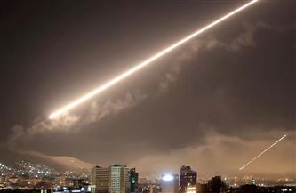 مقتل 9 أشخاص من جنسيات أجنبية بقصف إسرائيلي جنوب دمشق
