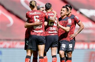 تولوكا يتصدر الدوري المكسيكي بهدف قاتل في «بوماس»