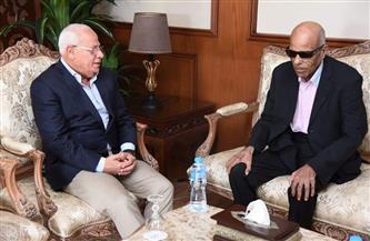 محافظ بورسعيد ينعى المناضل البرلماني البدري فرغلي