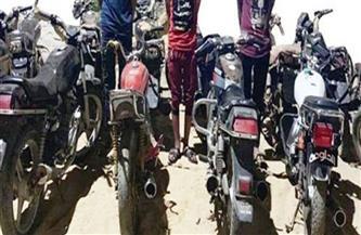 ضبط 2577 دراجة نارية مخالفة في 4 أيام