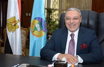 تجديد تعيين محمد السيد وكيلا لشئون خدمة المجتمع وتنمية البيئة بكلية زراعة طنطا | صور