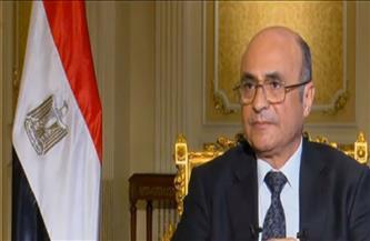 وزير العدل يعتذر عن عدم حضور جلسة النواب غدًا