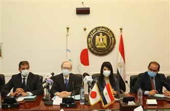 """""""اليابان"""" تدعم جهود مصر في التحول للطاقة النظيفة بـ 240 مليون دولار  صور"""
