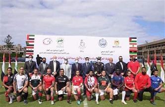 الاتحاد العربي للرجبي يُشيد باستضافة مصر للبطولة العربية