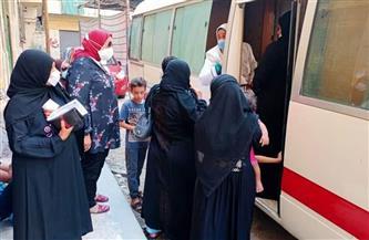 """انطلاق قافلة للصحة الإنجابية تستهدف قرى """"حياة كريمة"""" في الأقصر"""