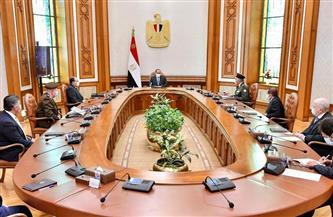 الرئيس السيسي يوجه بالبدء الفوري في إنشاء محطة معالجة مياه الصرف الزراعي بمنطقة الحمام