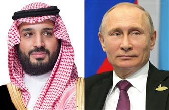 الرئيس الروسي وولي العهد السعودي يبحثان سير صفقة «أوبك» ومكافحة «كورونا»