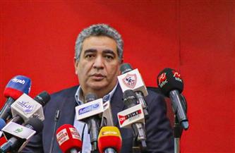 حقيقة إلغاء تقنية الفيديو ولجان التفتيش ومئوية اتحاد الكرة.. أبرز رسائل أحمد مجاهد
