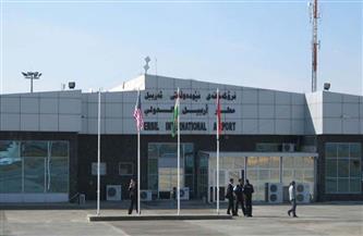 إصابة شخصين بعد سقوط 3 صواريخ في محيط مطار أربيل الدولي
