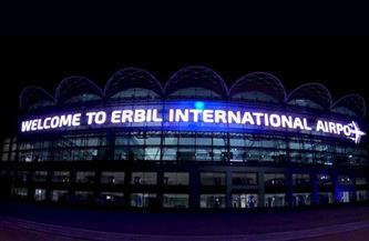 إغلاق مطار أربيل بعد استهدافه بصاروخين وإصابة شخصين