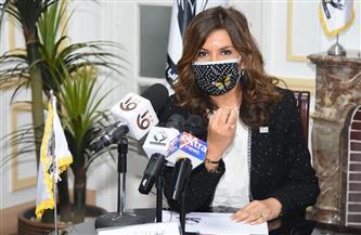 """وزيرة الهجرة تطلق مبادرة """"مصرية بـ100 رجل"""" لإبراز جهود سيدات مصر بالخارج"""