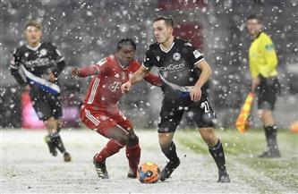 بايرن ميونخ يتعادل مع أرمينيا بيلفيلد في الدوري الألماني