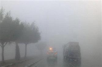 غيوم وصقيع فى قنا وتحذيرات من شدة الرياح بسبب الطقس السيئ