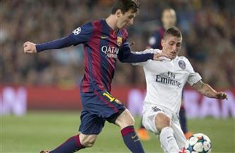 التشكيل المتوقع لبرشلونة وباريس سان جيرمان بدورى الأبطال