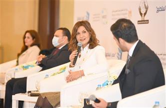 """مركز حوار """"الهجرة"""" يطلق ندوة """"المشاركة السياسية وتمكين الشباب""""  صور"""