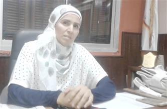 رئيسة مدينة سفاجا تتفقد المركز التكنولوجي لخدمة المواطنين