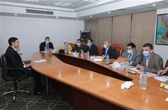 وزير النقل يحضر لجان اختبارات المهندسين الجدد بالهيئة القومية للأنفاق  صور