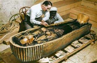 من وادي الملوك للمتحف المصري.. من نقل مقبرة الفرعون الذهبي؟| صور