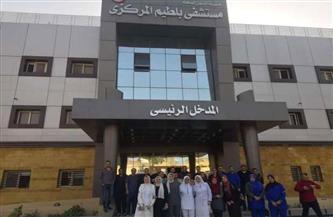 بعد افتتاح مستشفى بلطيم.. أهالى البرلس يشكرون الرئيس ويؤكدون: نقلة نوعية في الخدمة الصحية صور